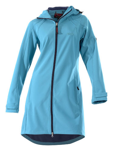 "Damen-Softshell-Mantel ""City Hiker"""